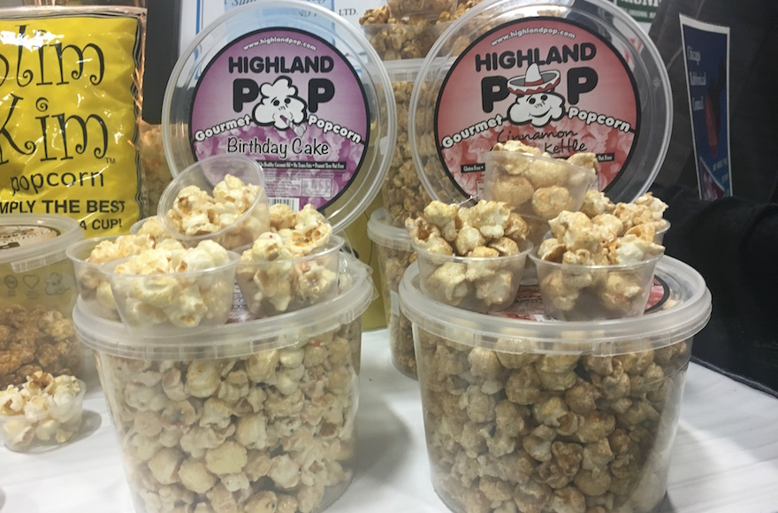 Highland Pop kettle corn (Josefin Dolsten)