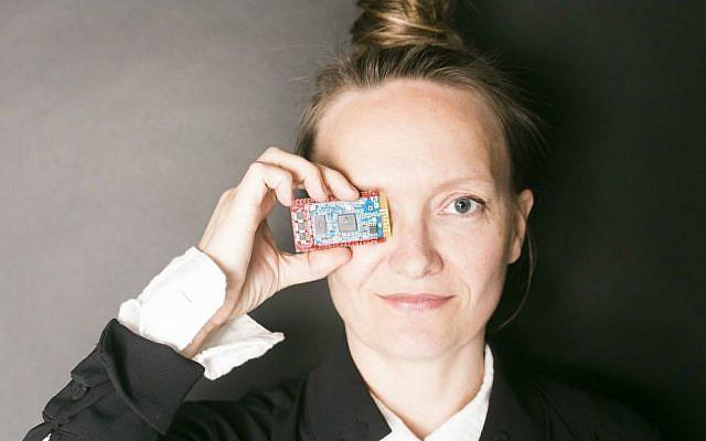 Karin Kloosterman, founder of Flux (Courtesy)