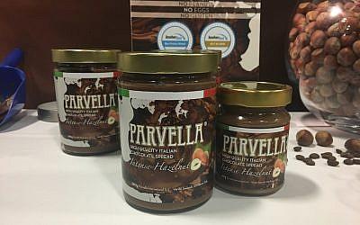 Parvella hazelnut chocolate spread (Josefin Dolsten)