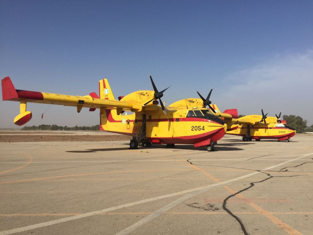 Firefighting planes arrive as Turkey, Russia promise more ...