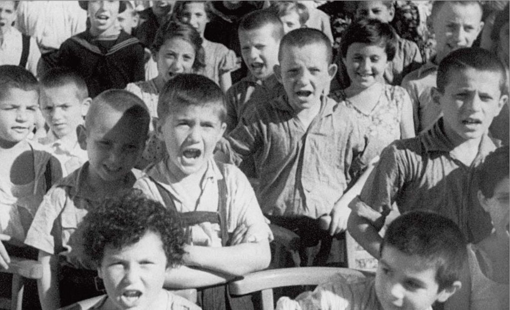 'Mir Kumen On (Children Must Laugh)' was an effective fundraiser by the General Jewish Labor Bund. (Courtesy Lobster Films)