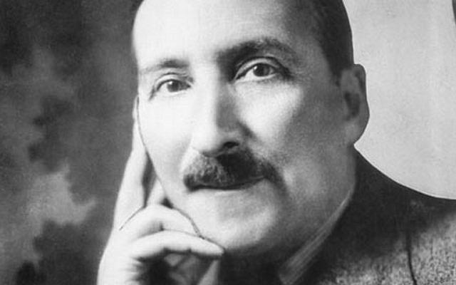 Austrian writer Stefan Zweig (public domain)