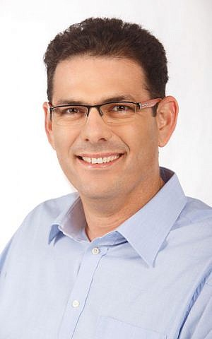 Doron Zilberstein, managing director at Unilever Foodsolutions in Israel (Courtesy: Ancho Gosh)