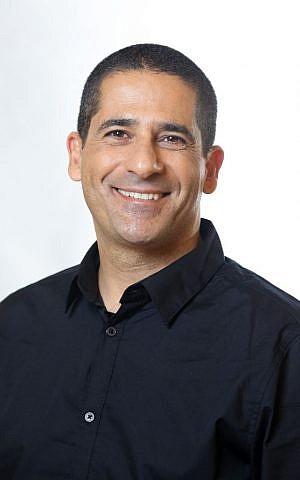 IDC's Yossi Maaravi, deputy Dean at Adelson School of Entrepreneurship (Courtesy Adi Cohen Tzedek)