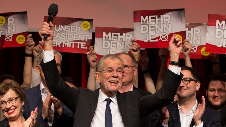 Relief Across Europe At Austrian Far Right Election Defeat The
