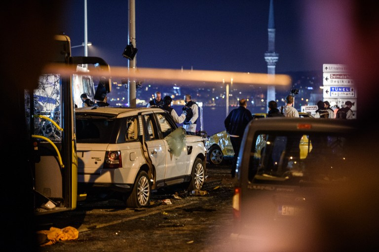 29 dead, 166 hurt in bombings outside Istanbul soccer arena