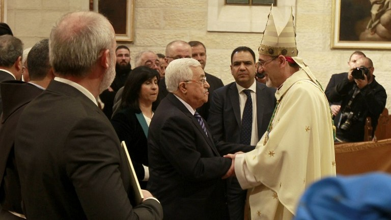 The Christmas Note.Religious Leaders Strike Somber Note On Christmas The