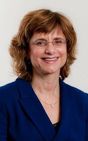 Prof. Dafna Schwartz of the Ben-Gurion University of the Negev (Courtesy: Dani Machlis)
