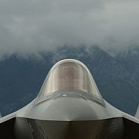 Illustrative photo of an F-35 fighter jet. (US DoD/Staff Sgt. Devin Doskey, U.S. Air Force/)