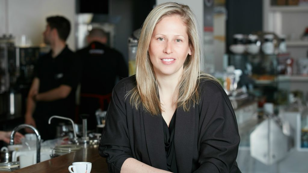 Anat Davidzon, co-founder of Aroma Canada, has lived in Toronto for the last 15 years after moving from Israel. (Courtesy)