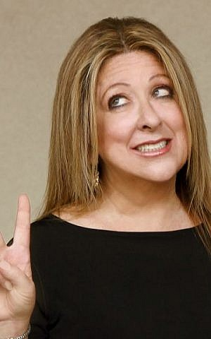 Elayne Boosler, one of the premier female comedians in the US, will be in Israel with the upcoming Comedy for Koby (Courtesy Elayne Boosler)