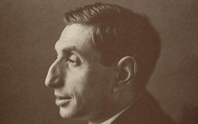 Alfred Flechtheim in 1910 (Wikipedia/Public Domain)