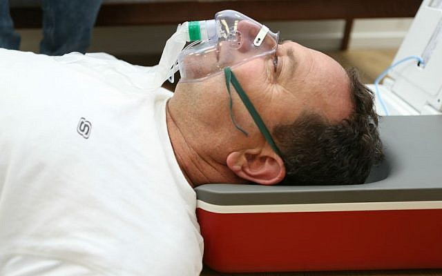 InovyTec's SALI that can treat cardiac and respiratory failures on site (Courtesy)