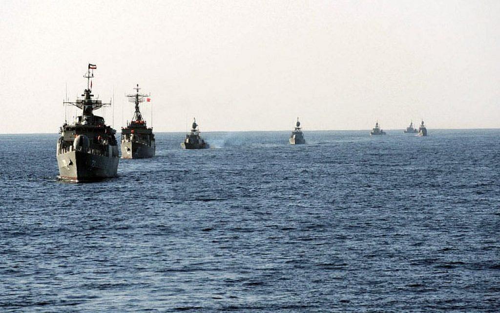 Iranian Velayat 90 Naval Exercise by IRIN 5 e1482830077539 1024x640.