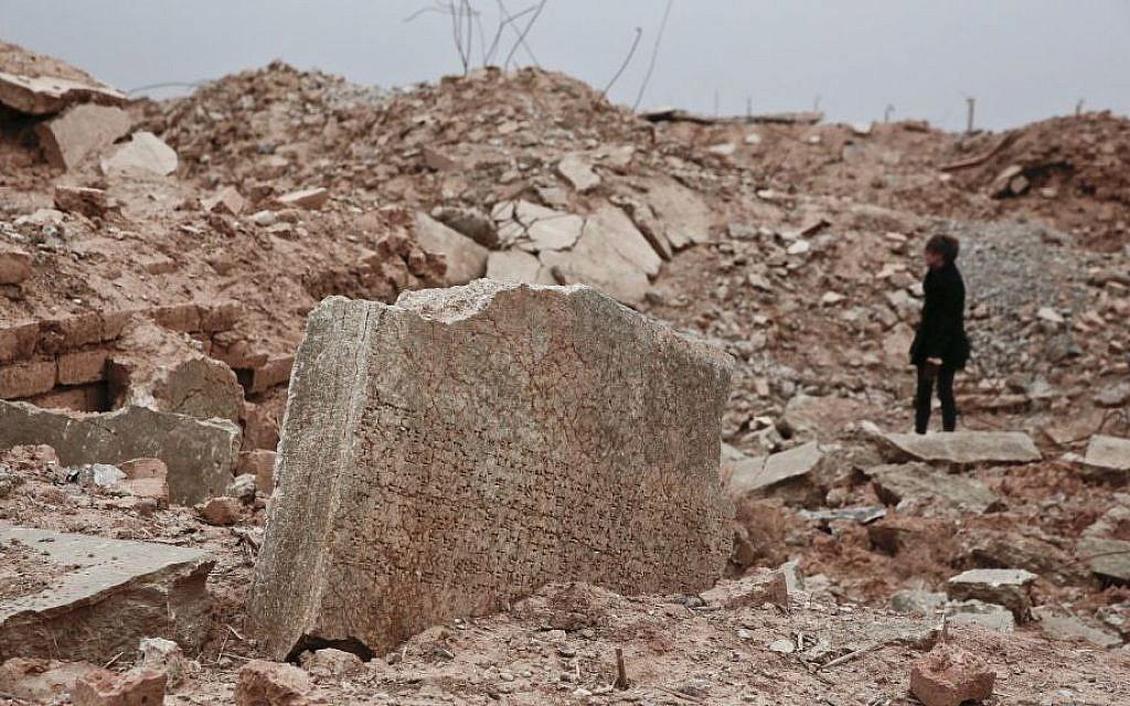 EL Turkey: Priene, Miletus, Ephesus, Virgin Mary's House ...   Ancient Rubble Stone
