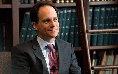 Rabbi Jonah Dov Pesner. (Courtesy RAC)