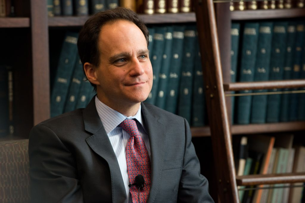 Rabbi Jonah Dov Pesner, director of Reform's Religious Action Center. (Courtesy RAC)