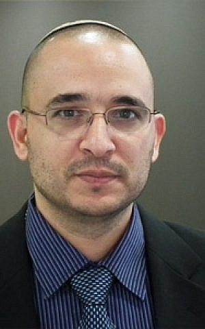 CyberArk's senior cyber researcher Kobi Ben-Naim (Courtesy)