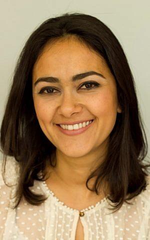 Nora Nseir, CTO of Nurami Medical. (Bashara Risek)