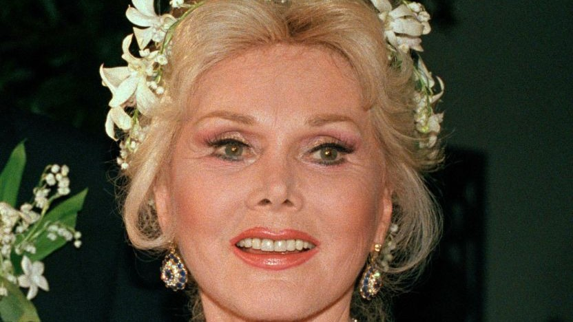Zsa Zsa Gabor The Hollywood Star With Jewish Roots Dies