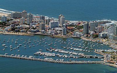 Punta del Este (Wikimedia Commons, Daniel Stonek, CC BY 3.0)