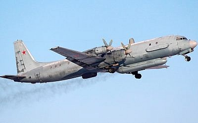 Illustrative photo of a Russian Ilyushin plane, similar to the one that crashed in Russia on Monday, December 19, 2016. (CC-BY SA, Kirill Naumenko, Wikimedia Commons)
