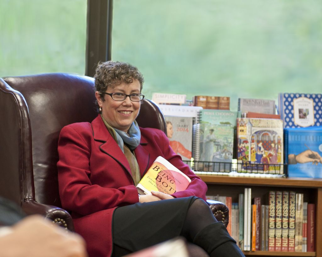 Susan Katz Miller, author of 'On Being Both,' is both an interfaith child and parent. (Stephanie Williams Images)