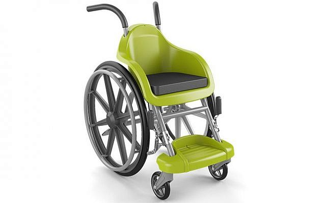 Wheelchair of Hope for $100 (Courtesy)