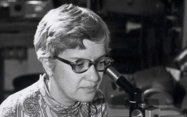 Astronomer Vera Rubin in 1974 (Carnegie Institution of Washington)