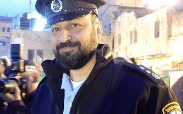 Police Chief Rabbi Rami Barkiahu