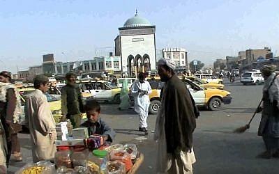Kandahar, Afghanistan (YouTube screenshot)