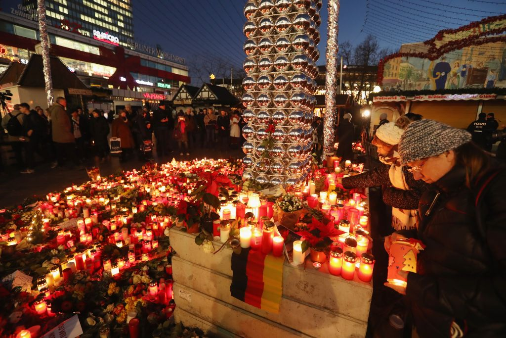 Berlin attack highlights German Jews\' divide over refugees | The ...