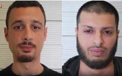 A British court on December 12, 2016 found Zakaria Boufassil and Mohammed Ali Ahmed guilty of handing over thousands of dollars to the Brussels, Paris attacks suspect Mohammed Abrini last year. (screen capture: YouTube)
