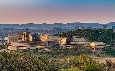 An illustrative view of Pretoria, South Africa. (iStock/Getty Images/vlbentley)