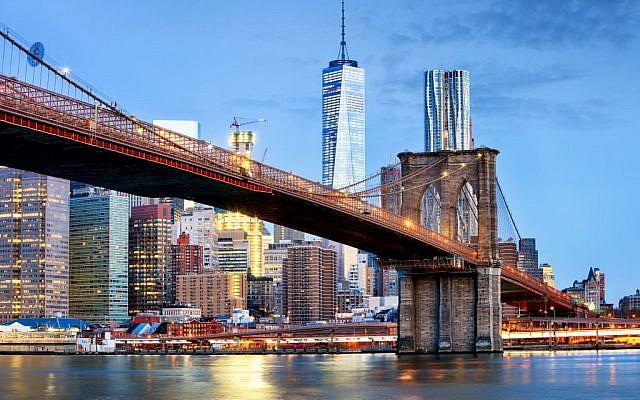 Illustrative: Brooklyn Bridge (Getty Images/ Tomas Sereda )