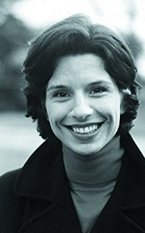 Biographer Melissa Müller, whose 1998 Anne Frank biography was the source for a 2001 Disney television movie based on the diarist's life (courtesy)