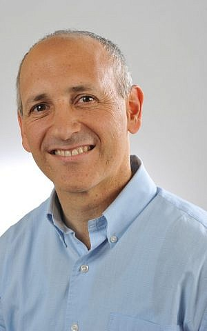 Ran Senderovitz, Intel's Vice President,General Manager- Intel Israel Development Centers (Courtesy Intel)
