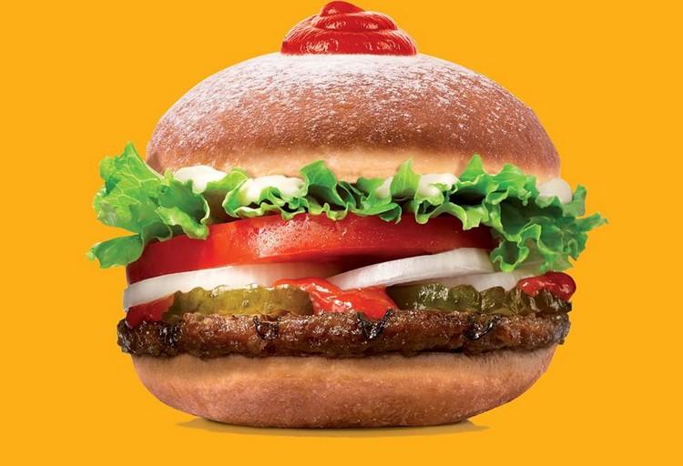 burger king serves up hanukkah donut whopper the times of israel