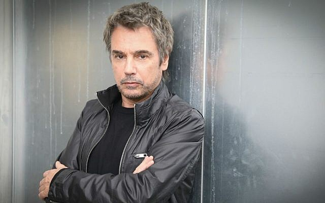 Jean-Michel Jarre, the godfather of electronic music, will come to Israel in April 2017. (Courtesy M. Kuenster)
