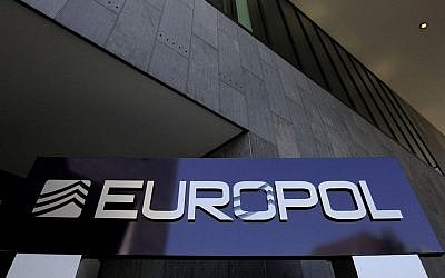 The Europol headquarters in The Hague (AFP PHOTO/ANP/LEX VAN LIESHOUT)