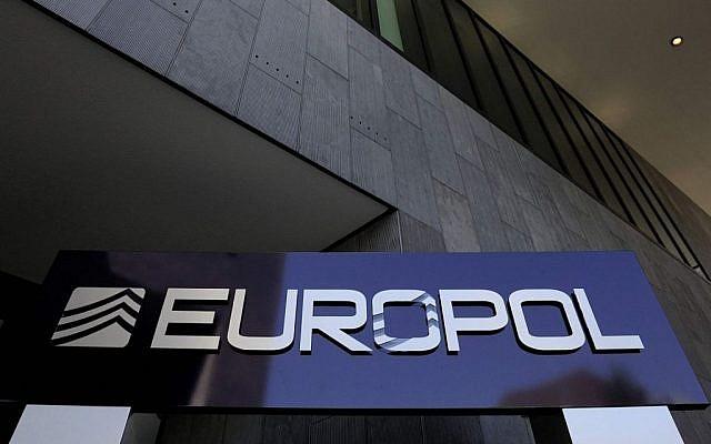 The Europol headquarters in The Hague (AFP PHOTO/ANP/LEX VAN LIESHOUT)