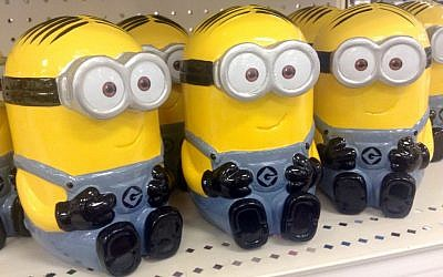 Minion toys (CC BY Mike Mozart, Flickr)