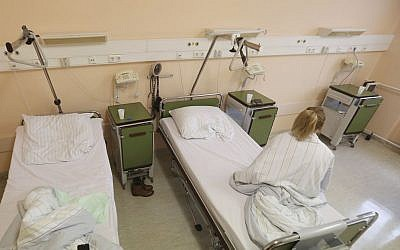 An abortion clinic (illustrative image: AP/Czarek Sokolowski)