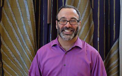 Rabbi Menachem Creditor, spiritual leader of Congregation Netivot Shalom and founder of Rabbis Against Gun Violence. (courtesy)