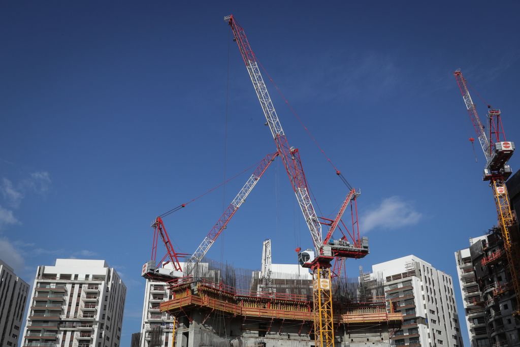 Major Israeli construction company suspected of bribing