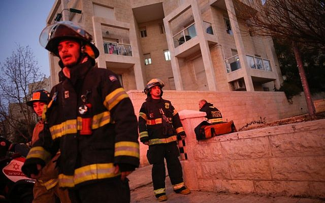 Jerusalem Mother 4 Daughters Die In Suspected Murder Suicide The