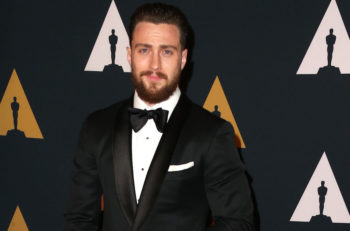 Actor Aaron Taylor-Johnson attends the Academy of Motion Picture Arts and Sciences' 8th annual Governors Awards at The Ray Dolby Ballroom at Hollywood & Highland Center on November 12, 2016 in Hollywood, California. (Photo by Frederick M. Brown/Getty Images, via JTA)
