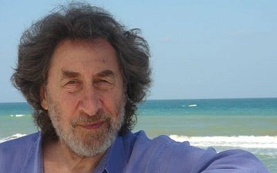 Booker Prize winning author and columnist Howard Jacobson. (Photo credit: Jenny Jacobson)
