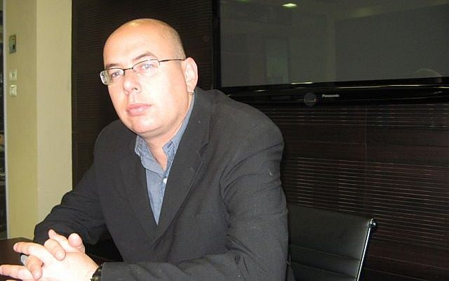 Yaniv Pagot, economist and head of strategy for Ayalon Group (Courtesy)