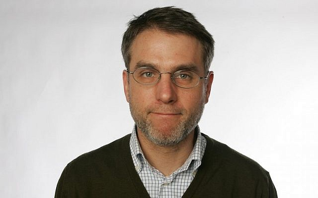 Ian Fisher will be the Jerusalem bureau chief for The New York Times. (Earl Wilson/The New York Times via JTA)